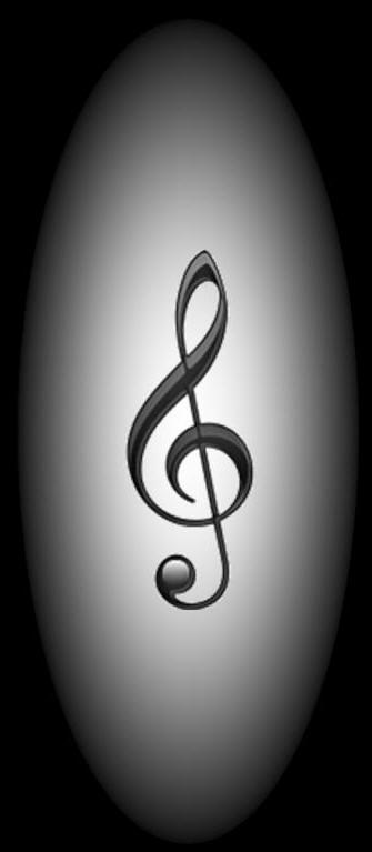 La musique de l'âme.