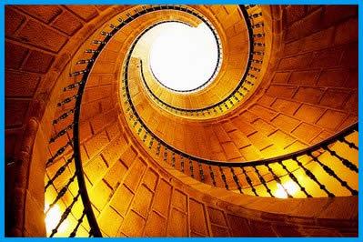 Escalier de la Vie.